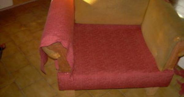 Todos los pasos que debes seguir para cambiar el tapizado - Que cuesta tapizar un sofa ...