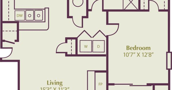 1225 Snowberyy 1 2 3 Bedroom Apartment Floor Plans In Fort Collins Co The Pavilions At