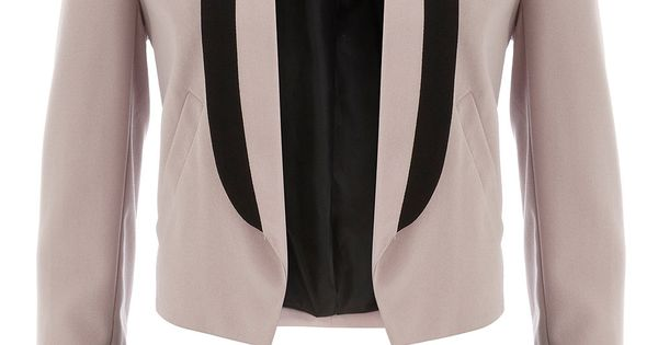 Dorothy Perkins Cropped Tux