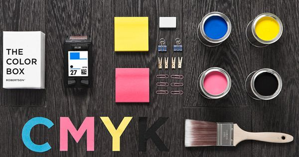 CMYK COLOR PALETTE ?