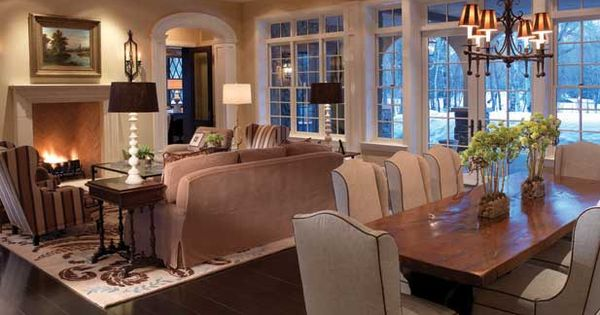 Pin By S Walker Co On Living Rooms And Lounges Living Room Dining Room Combo Kitchen Dining Room Combo Layout Dining Room Furniture Design
