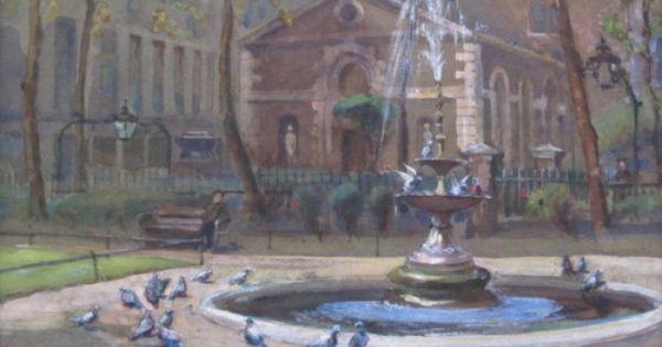 Stanley Cursiter British Art Art Social Art