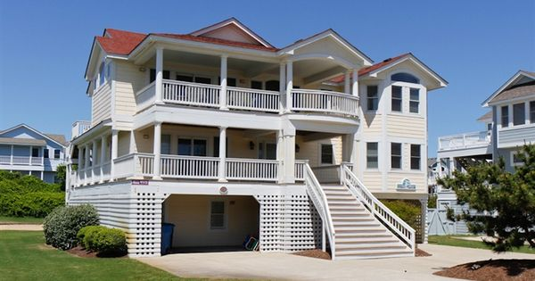 Good Day Sunshine Outer Banks Nc : Twiddy outer banks vacation home fair winds duck