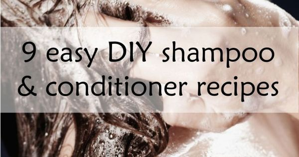 Take a look at the DIY leave in conditioner. It can also