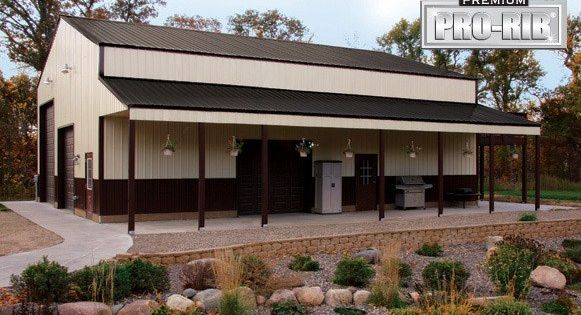 Metal pole barn houses pole barns easy pole barn free for Midwest living house plans