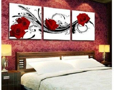 Cuadros para recamaras matrimoniales modernos pinteres - Cuadros de dormitorios matrimoniales ...