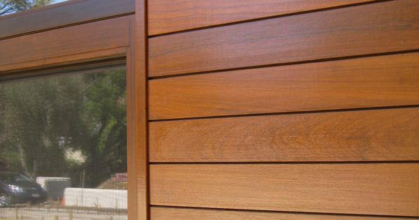 Climate Shield Rain Screen Wood Siding System Ipe Siding