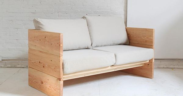 homemade modern diy box sofa by homemademodern. Black Bedroom Furniture Sets. Home Design Ideas