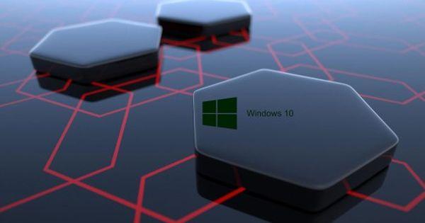 Windows 10 Desktop Image With 3d Art Black Hexagonal Wallpapers Hd Wallpapers Wallpapers Download High Resolution Wallpapers Wallpapers Wallpaper Pics