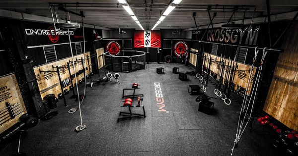 Crossfit is the future box pinterest