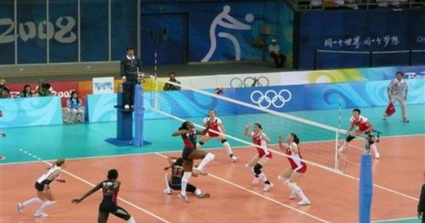 Volleyball In China Olympics Wallpapers Volleyball Wallpaper Volleyball Most Popular Sports