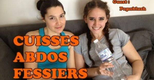 Fitness routine la maison cuisses abdos fessiers au for Abdos fessiers a la maison