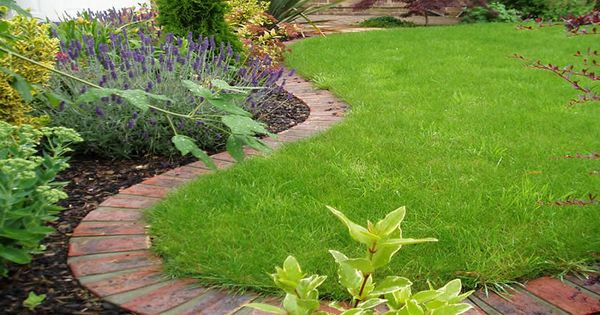Lawn Edging - Garden Edging Ideas