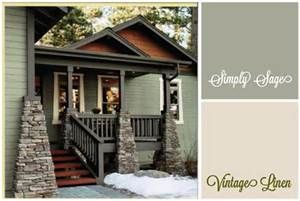 House Colors Exterior With Brown Roof Exterior Paint Colors For House House Paint Exterior Green House Paint Exterior