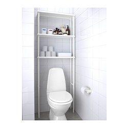 Dynan Open Storage White 27 1 2x7 7 8x74 3 8 Ikea Bathroom Shelf Unit Bathroom Shelves Ikea Bathroom