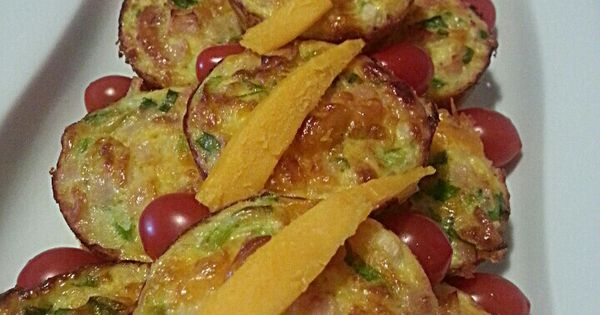 Cheese souffle, Smoked turkey and Green onions on Pinterest
