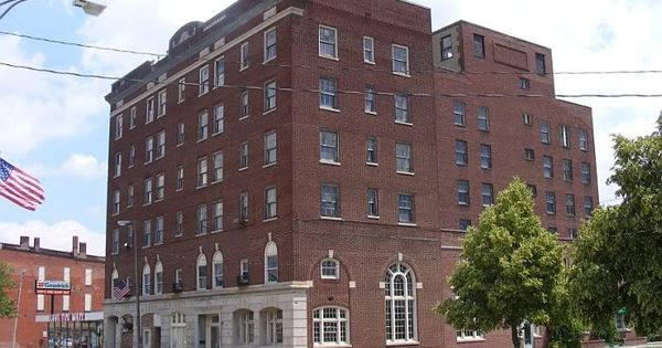The Ashtabula Hotel In Ohio Home Pinterest Hotels And