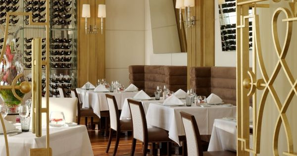 Hotel esplanade zagreb luxury dining room contemporary for Interior design zagreb