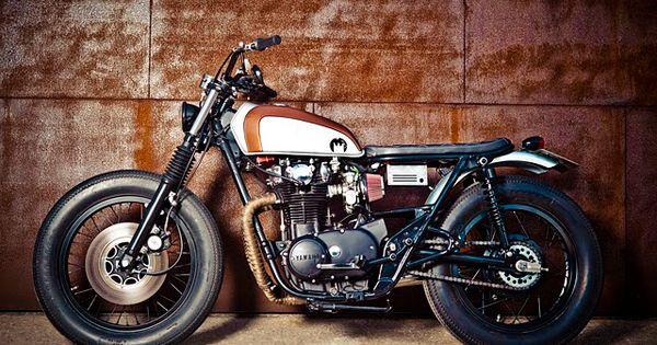 yamaha xs650 cafe racer bike exif - Google zoeken