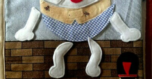 humpty dumpty puzzle template - humpty dumpty puzzle page can you put him back together