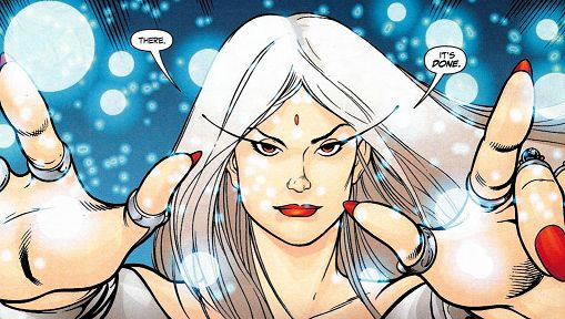 White Witch legion of superheroes - Google Search | Capes