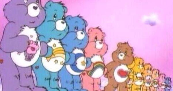 Cherrylisa Vintage Cartoon Cartoon Wallpaper Care Bears