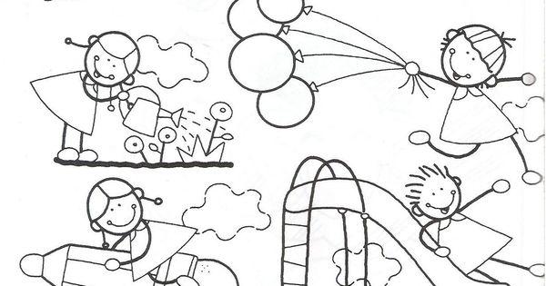 Fuente Revista maestra jardinera | Dibujos para colorear | Pinterest