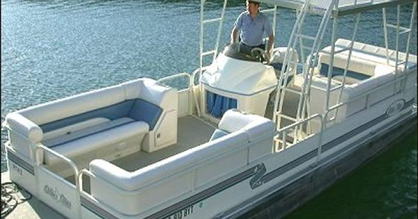 Inflatable Pontoon Party Boat