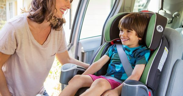 Graco's Argos 65™ 3-in-1 Car Seat in Jade featuring the Simply Safe ...