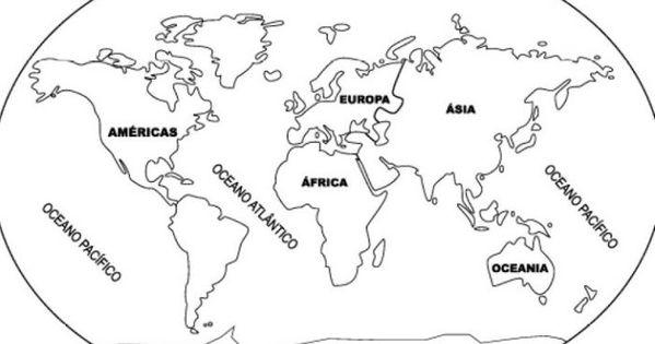 Mapa Mundi Pol tico Mapa Atual