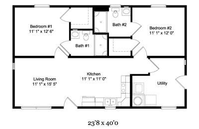 Elder Cottages Not So Tiny Small House Plans Pinterest Cottages