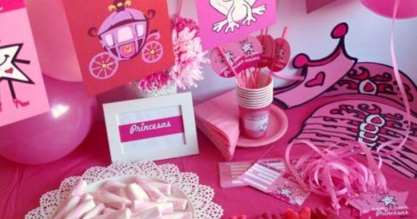 Caja tem tica de princesas todo lo que necesitas para la - Todo para fiestas de cumpleanos ...