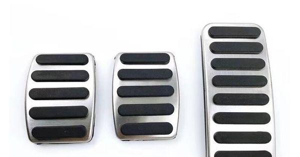 Aluminum Alloy Car Accelerator Brake For 2016 2018 Suzuki Vitra In 2020 Brake Pedal Slipcovers Aluminium Alloy