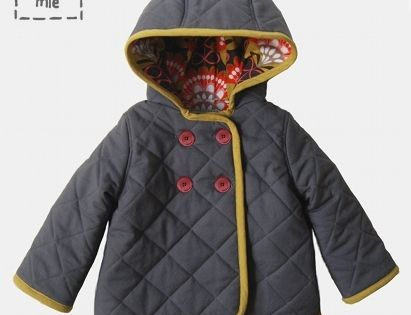 Quilted jacket mini boden knock off mini boden for Boden quilted jacket