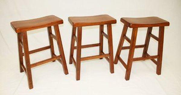 Andover Mills Benno 24 Counter Stool Saddle Seat Bar Stool Bar Stools Industrial Bar Stools