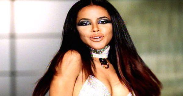 Aaliyah Try Again Makeup With Images Aaliyah Aaliyah