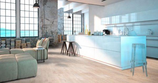 Click-Vinylboden White Pine Pine and Interiors - klick fliesen küche