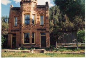 South Dakota Ghost Town Cascade South Dakota South Dakota Travel Ghost Towns