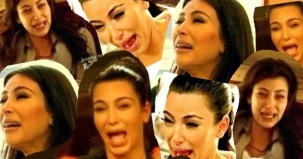 Ugly crying face collage lol pinterest face collage - Kim kardashian crying collage ...