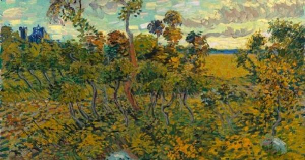Van Gogh Museum A Breathtaking And Soul Transporting Place I Was Mesmerized By The Van Gogh Paintings Vincent Van Gogh Vincent Van Gogh Paintings