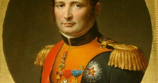 006 Joseph Bonaparte at the Bowes. He was Napoleon's older