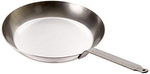 Love Cast Iron Pans Then You Should Know About Carbon Steel Bourgeat Black Steel Carbon Steel Pan