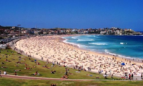 Bondi Beach Is The Most Famous In