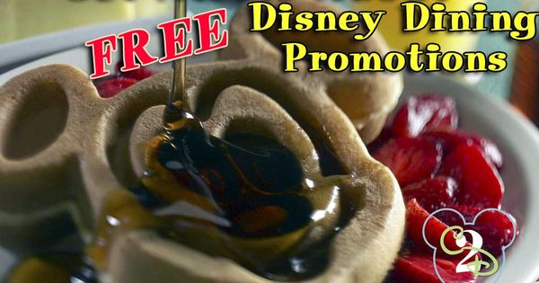 Get alerts about free disney dining plan signs walt How to get free dining at disney