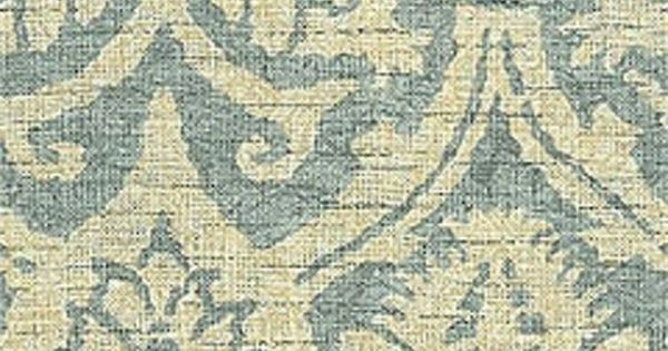 Home Decor Fabric Waverly Romantic Overtures Damask Duet Robin 39 S Egg At Sale