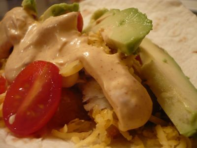The perfect fish taco sauce this sauce is what makes a for Sour cream sauce for fish tacos