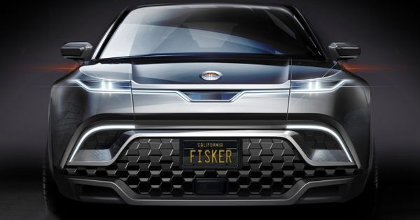 Fisker S Electric Suv Has A Gigantic Jaw Most Non Car People Are Familiar With Fisker Because Of The Cars Autos Automotive Suv Suv Prices Tesla Model
