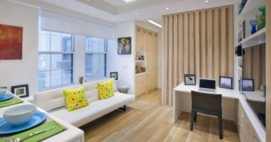 Pick Creative Furniture Solution for your Small Apartment ...