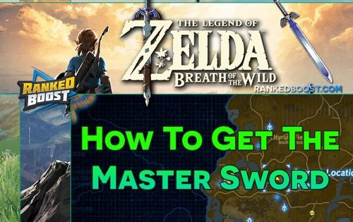 Zelda Breath Of The Wild Master Sword Location Guide How To Find And Obtain The Master Sword In Zelda Br Breath Of The Wild Zelda Breath Zelda Breath Of Wild