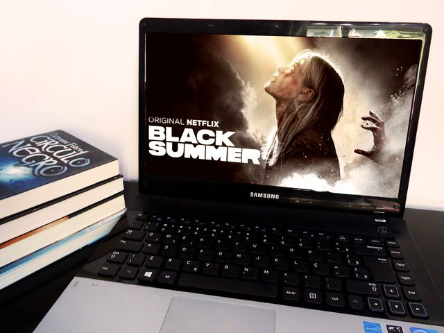 [Série] Black Summer - 1ª temporada | Blog Aquela Geek
